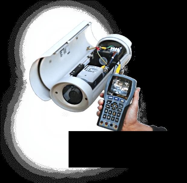 Обслуживание видеонаблюдения в Уфе